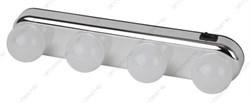 Ecola MR16   LED Premium 10,0W  220V GU5.3 2800K прозрачное стекло (композит) 51x50