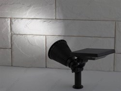 Ecola Reflector GU10  LED  7,0W 220V золотистый  (ребристый алюм. радиатор) 56x50