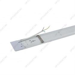 Ecola GX70   LED Premium 23,0W Tablet 220V 4200K матовое стекло (фронтальный алюм. радиатор) 42x111