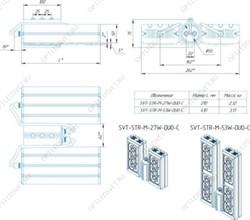 Кабель медный силовой ВВГнг(А)-FRLS 5х25 мк(N,PE)-1