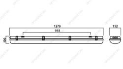 Кабель медный силовой 3х2,5 ВВГнг(А) 3х2,5 ок(N,PE)-0,66  Кабэкс
