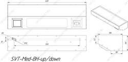Провод установочный повышенной гибкости ПуГВ(ПВ3) 0,5 мм кв. черный