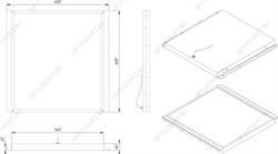 Провод установочный повышенной гибкости ПуГВ(ПВ3) 1 мм кв. белый